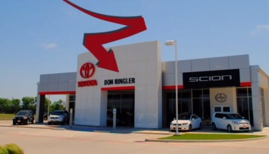 Welcome to Don Ringler Toyota-Scion