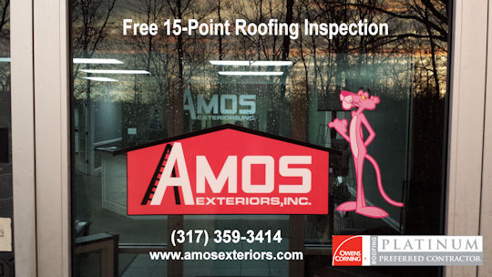 Amos Exteriors, Inc. - serving Indianapolis and central Indiana