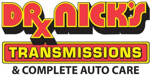 Dr. Nick's Transmissions & Complete Auto Care logo
