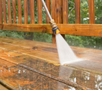 Commercial/residential Power Washing