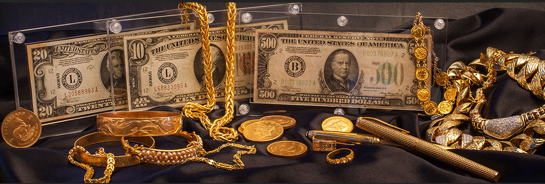 "Our goal is to always give you the best price for your gold or precious metals, as we like to look at our client's jewelry as pieces that are worth more than just their gold value instead of just ""scrap metal"