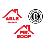 Able Roofing Mr Roof And Contractors Inc Logo