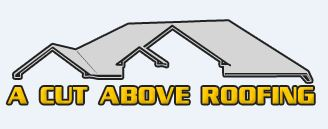 A Cut Above Roofing logo