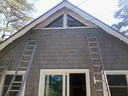 New Vinyl Siding And Replacement Windows