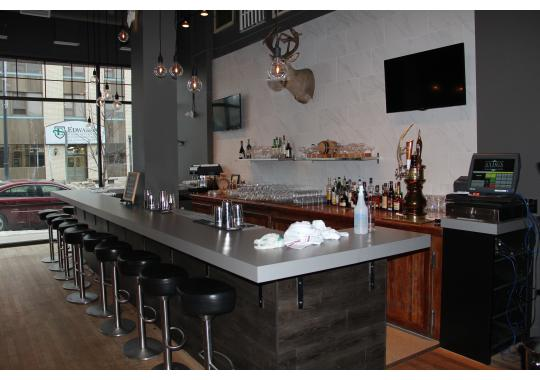 Awesome Bar and Grill Renovation