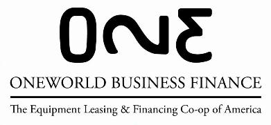 OneWorld the World's Only Equipment Finance Cooperative!