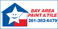 Bay Area Paint & Tile logo