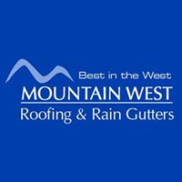 Mountain West Roofing, Inc. logo