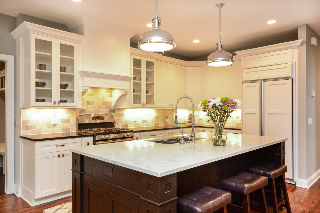 Custom Cabinets, Material Selection, Fixture Selection