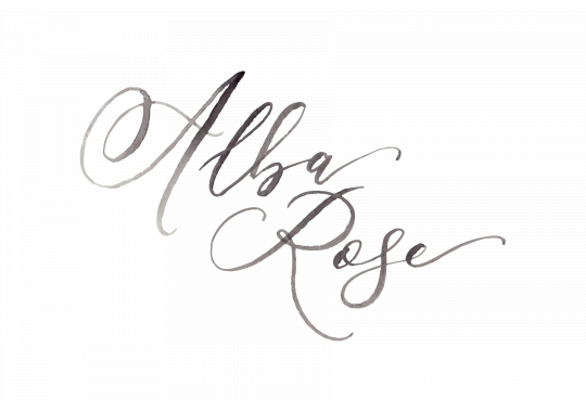 Alba Rose Photography logo