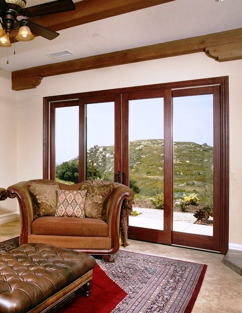 JELD-WEN sliding doors - featured project by Builders Direct Supply