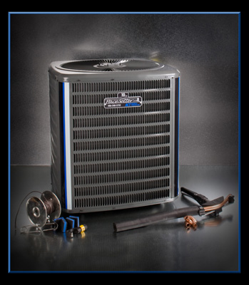 Designed to provide you with years of quiet, trouble-free cooling.
