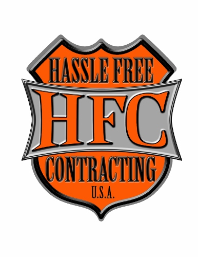 Hassle Free Contracting LLC logo