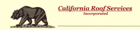 California Roof Services Inc logo