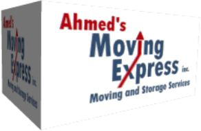 Ahmed's Moving Express, Inc. logo