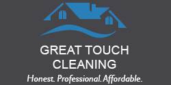 Great Touch Cleaning, Inc. logo