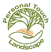 Personal Touch Landscape logo