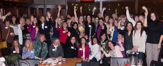 This is the launch event for Over 40 Females Chicago Chapter