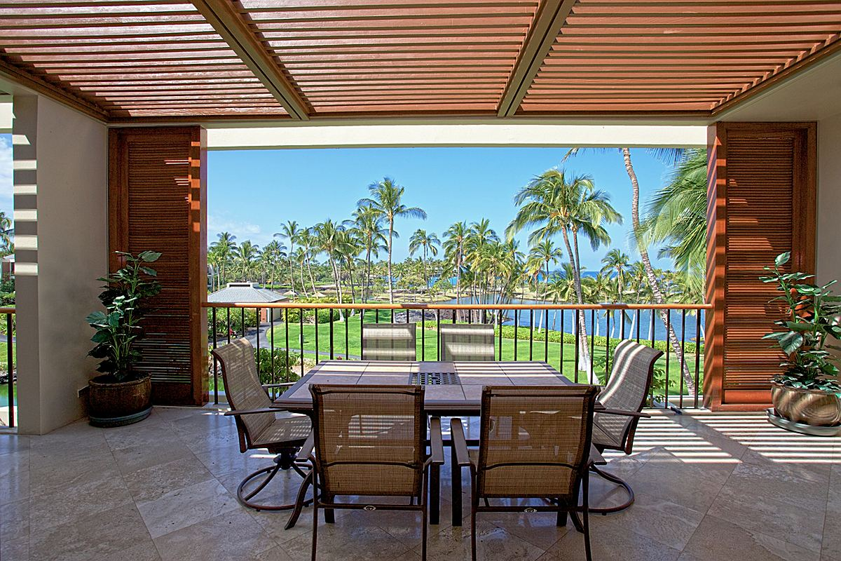Hawaii Vacation Rental at Mauna Lani Terrace B301