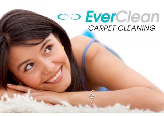EverClean Carpet Cleaning logo