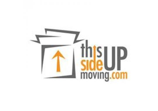 This Side Up Moving logo