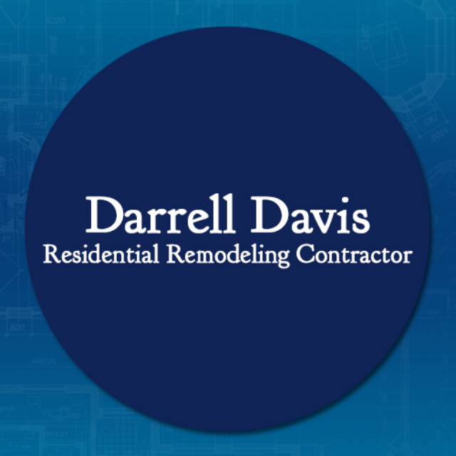 Darrell A. Davis, Residential Remodeling Contractor logo