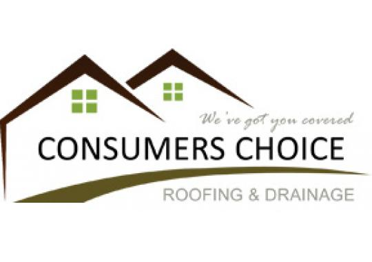 Consumers Choice Roofing & Drainage Ltd. logo