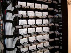 Structured Cabling in rack