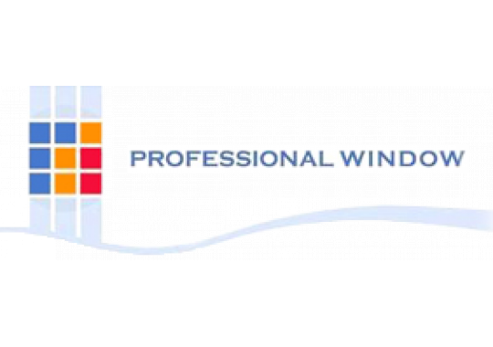 Professional Window & Door logo