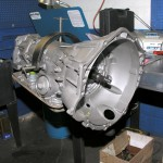 Rebuilt 4L60E Transmission ready for installation