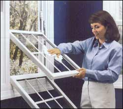 Energy Star rated and easy to clean replacement windows available