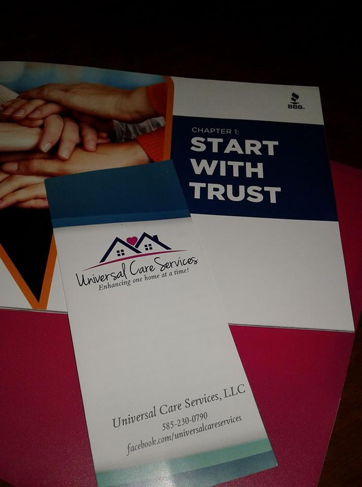 Universal Care Services, LLC logo