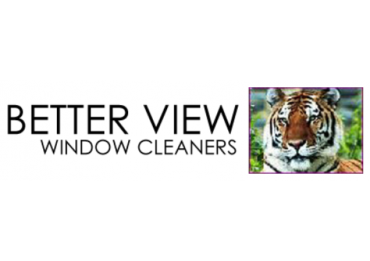 Better View Professional Window & Mini Blind logo