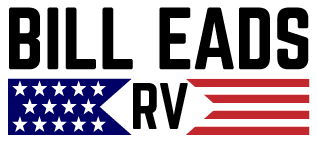 Bill Eads RV logo as of August 2016.