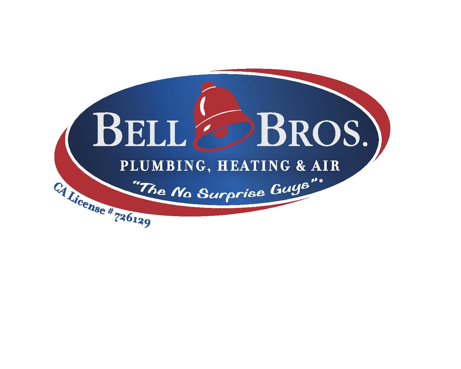 Bell Brother's Heating and Air, Inc. logo