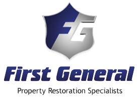 The New First General Logo.