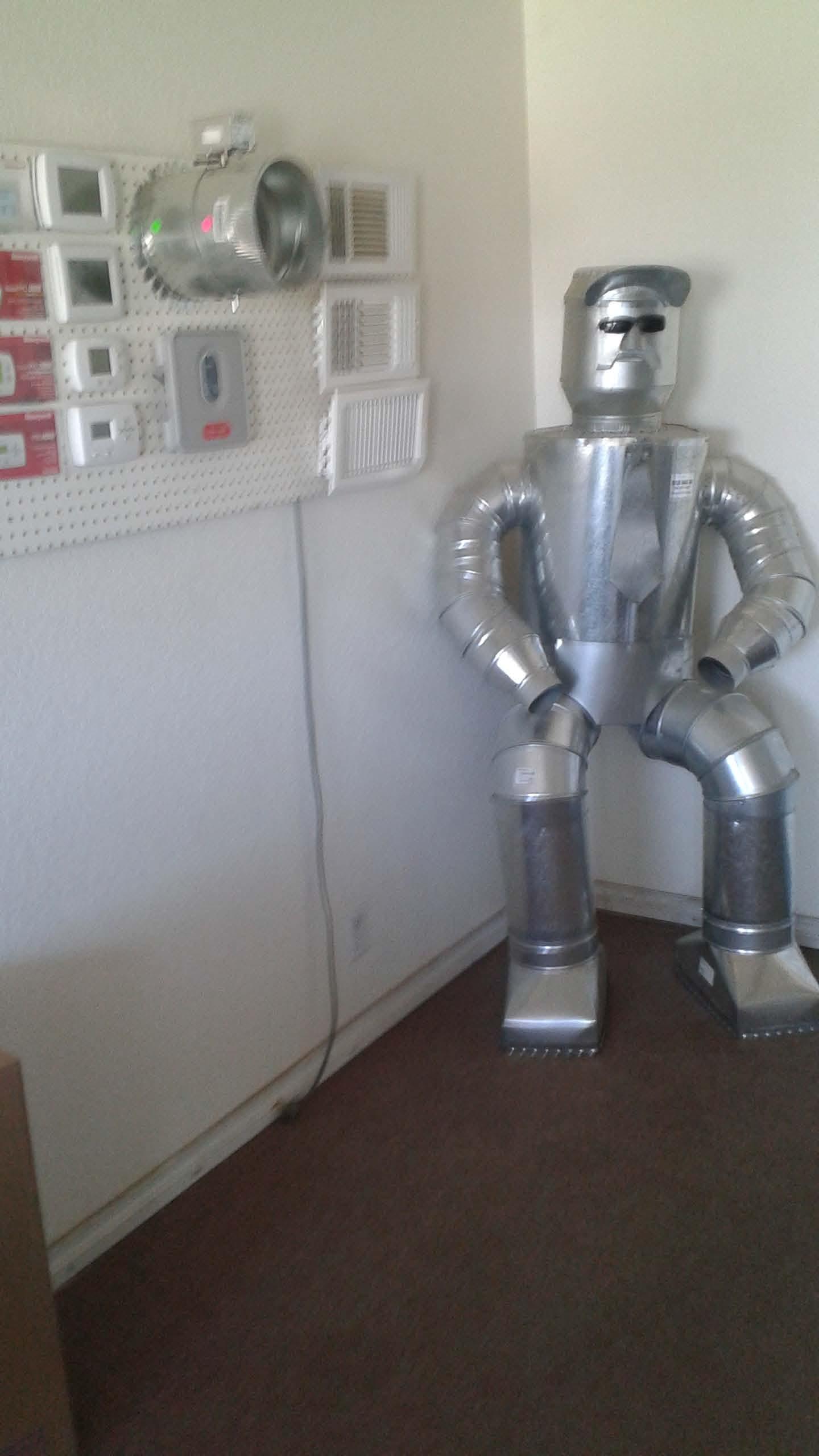 The Tin Man is hopes to see you soon