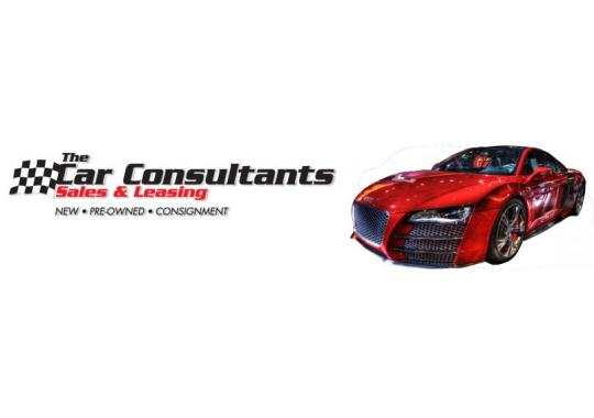 The Car Consultants Sales & Leasing logo