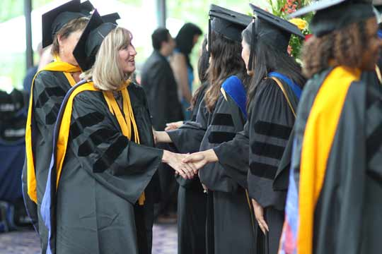 California Southern University Commencement