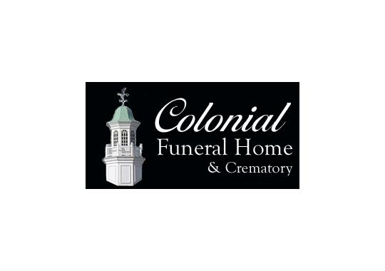 Colonial Funeral Home Inc. logo