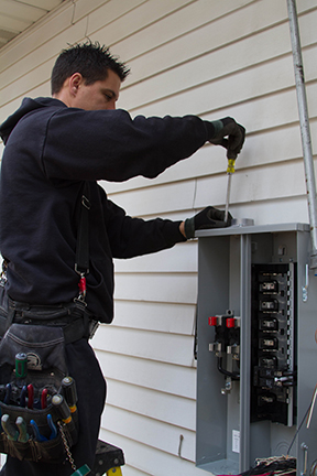 Any Hour Services can help you with any electrical work you need in your home or business