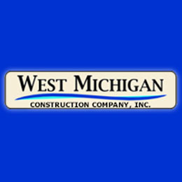 West Michigan Construction Company logo