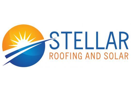 Stellar Roofing and Solar logo
