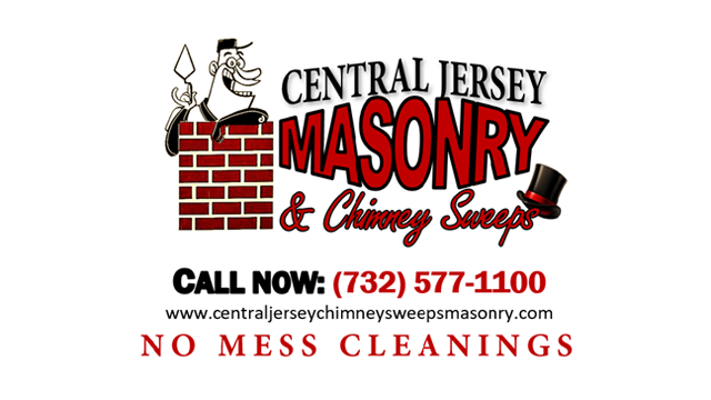 Central Jersey Masonry and Chimney Sweeps logo