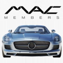 M.A.C. Members of Fremont logo