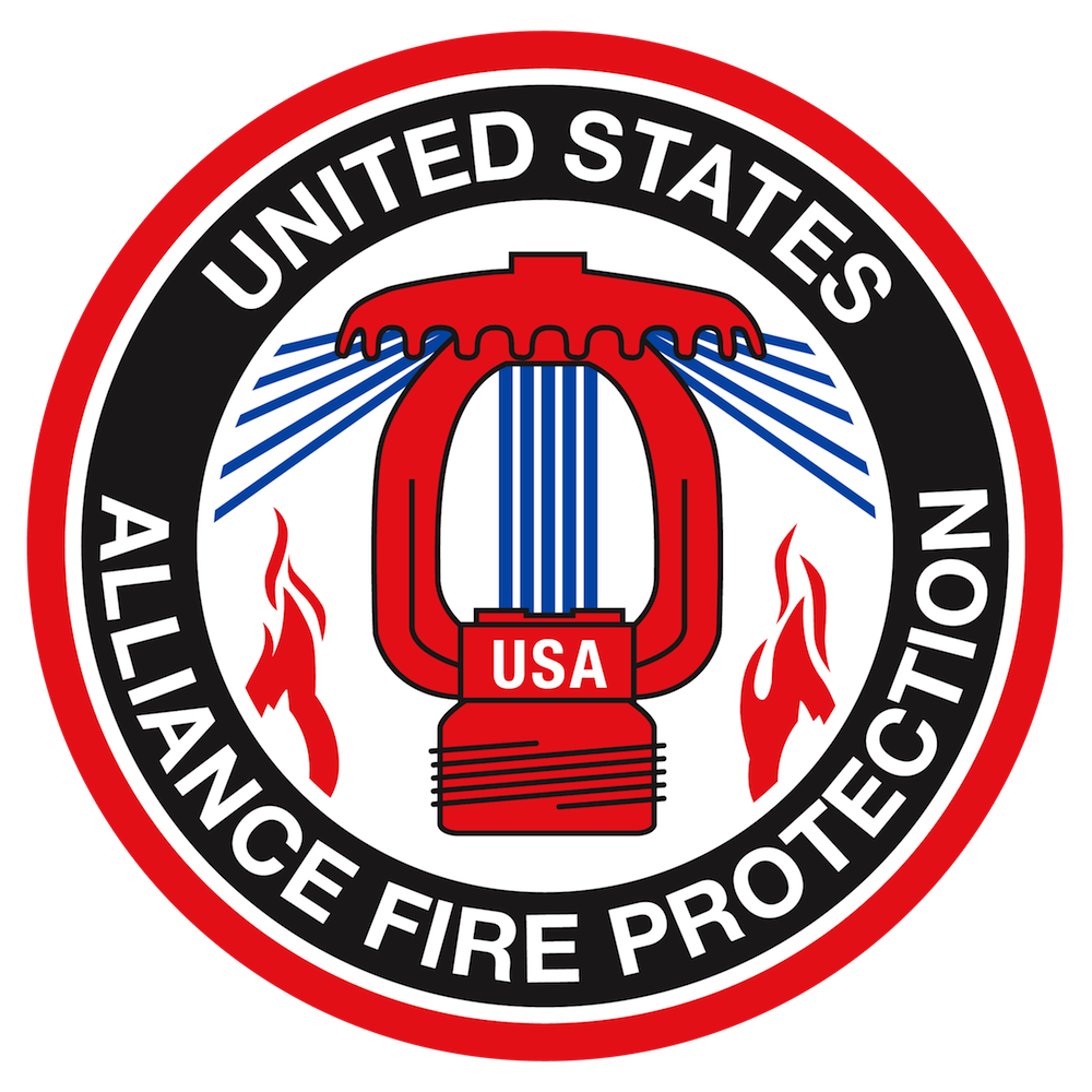 United States Alliance Fire Protection logo