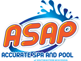 Accurate Spa & Pool Service logo