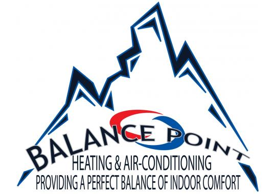 Balance Point Heating & Air Conditioning logo