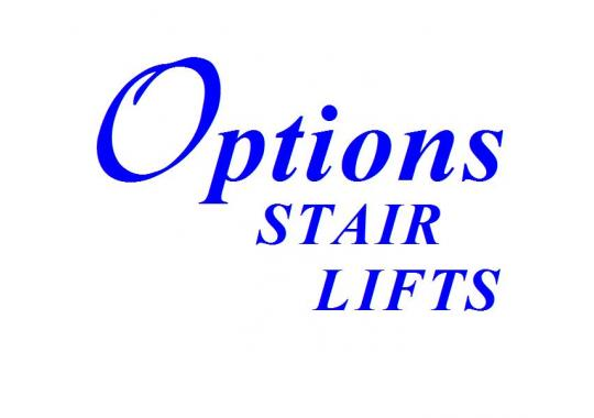 Options HME Stair lifts logo
