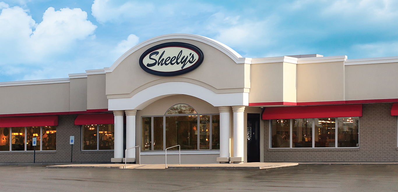 Sheely's Furniture & Appliance Located in North Lima Ohio. Sheely's has Ohio and Pennsylvania's largest selection of furniture, appliances and lighting. That means we offer the best selection, the best prices and the best value every day of the week.